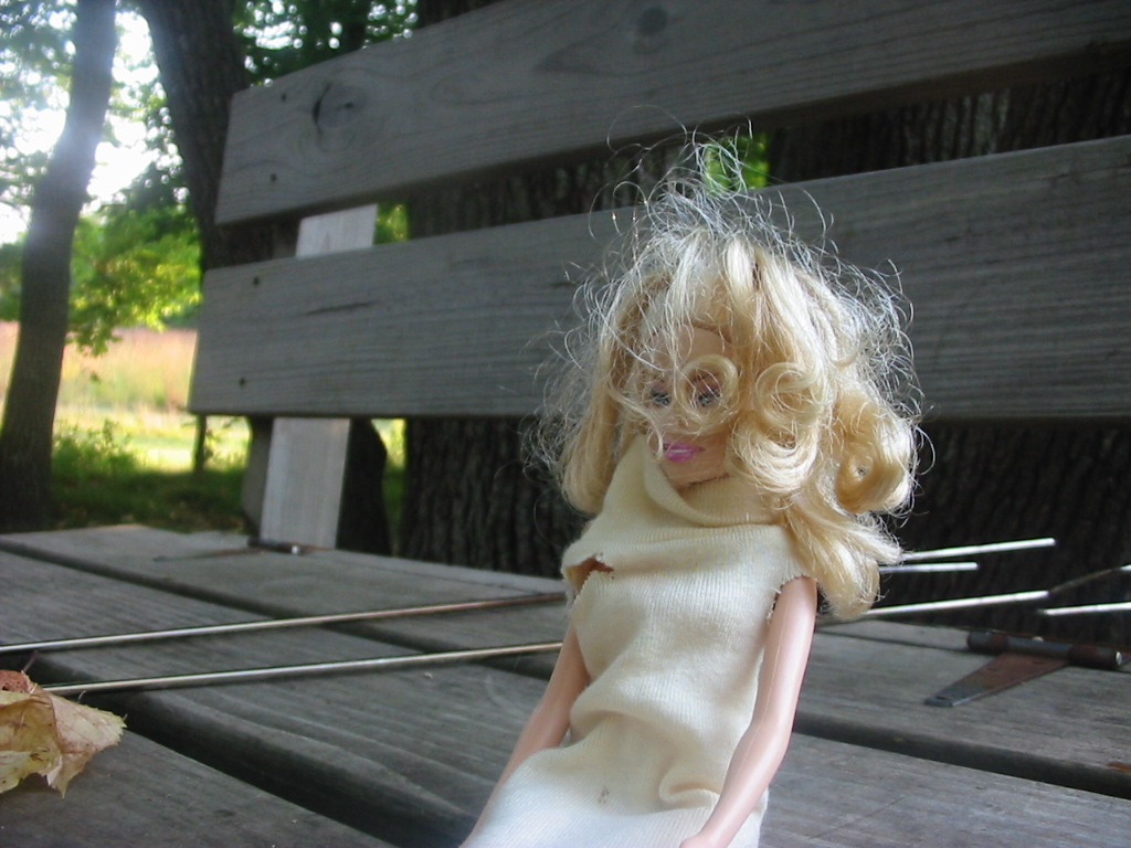scary camp barbie